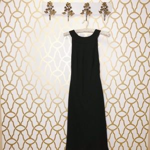 NWT Talbots Pearl Cross Back Straps Cocktail Dress